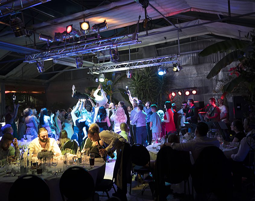Galerie - Tanz und Stimmung - Palmenhaus München