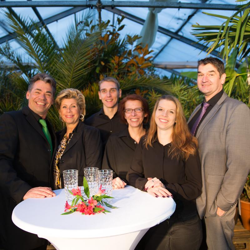 Palmenhaus München Service-Team & Chefs